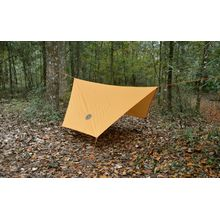 UST Ultimate Survival Hex Tarp, Orange 108 inch x 243 inch