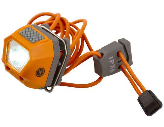 UST Ultimate Survival Tight Light 1.0 Headlamp 30 Lumens, Orange