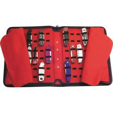 United Cutlery Large Knife Storage Case, Holds Approximately 40 Pocket Knives