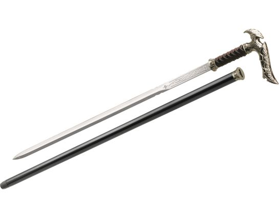 United Cutlery Kit Rae Axios Sword Cane 39 inch Overall