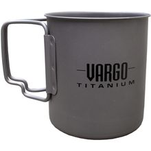 Vargo Titanium Travel Mug 450 ml (T-406)