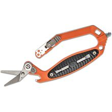 V Nives CRAB Cut Rescue Assist Break Multi-Tool, Orange FRN