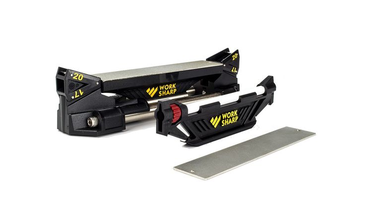 Work Sharp WSGSS Guided Sharpening System