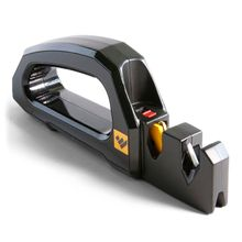 Work Sharp Pivot Pro Knife Sharpener with Pivot Response and Convex Carbide