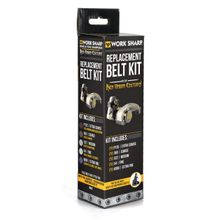Work Sharp Replacement Belt Kit for WSKTS-KO Ken Onion Edition, 5 Pack