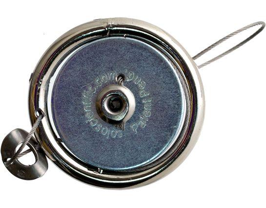 Solo Scientific Snare-Vival-Trap Pocket Snare, 26 inch Overall