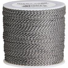 550 Micro Cord, Urban Camo, Nylon Braided, 1000 Feet x 1.12 mm