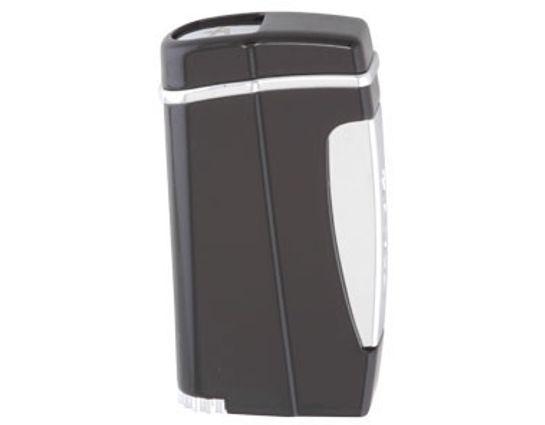 XIKAR 502BK Executive II Lighter, Black