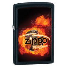 Zippo Motorsports, Matte Black Classic