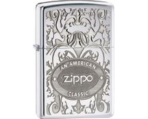 Zippo Crown Stamp Series