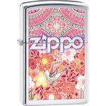 Zippo Bird, High Polish Chrome Classic