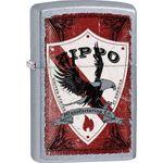 Zippo Shield, Street Chrome Classic