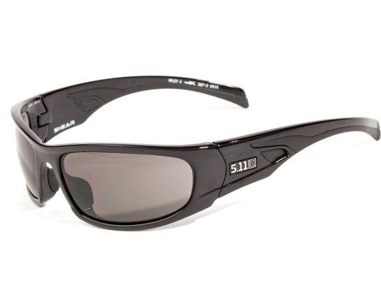 5.11 Tactical Shear Eyewear, Black (52013-019)