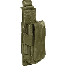 5.11 Tactical Single Pistol Bungee/Cover, Tac OD (56154-188)