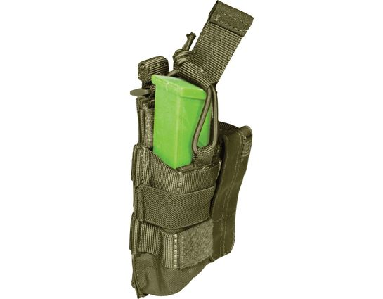 5.11 Tactical Double Pistol Bungee/Cover, Tac OD (56155-188)