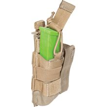 5.11 Tactical Double Pistol Bungee/Cover, Sandstone (56155-328)
