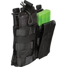 5.11 Tactical AR/G36 Double Bungee/Cover, Black (56157-019)