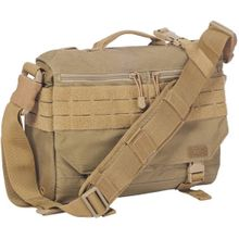 5.11 Tactical Rush Delivery Mike Bag, Sandstone (56176-328)
