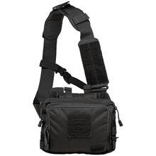5.11 Tactical 2-Banger Bag, Black (56180-019)