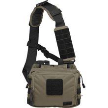 5.11 Tactical 2-Banger Bag, OD Trail (56180-236)