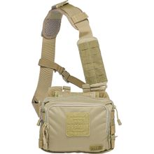5.11 Tactical 2-Banger Bag, Sandstone (56180-328)