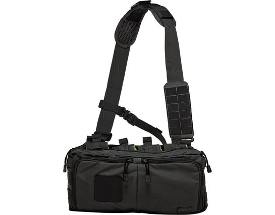 5.11 Tactical 4-Banger Bag, Black (56181-019)