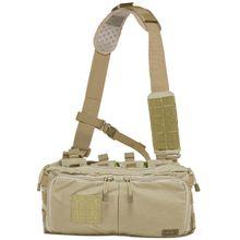 5.11 Tactical 4-Banger Bag, Sandstone (56181-328)
