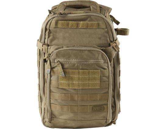 5.11 Tactical All Hazards Prime Backpack, Sandstone (56997-328)