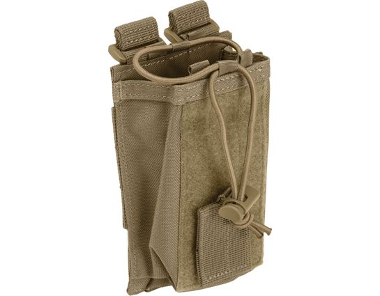 5.11 Tactical Radio Pouch, Sandstone (58718-328)
