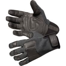 5.11 Tactical TAC AK2 Gloves, Black, Small (59341)