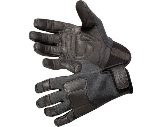 5.11 Tactical TAC AK2 Gloves, Black, Small (59341)