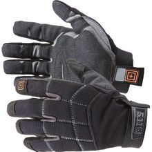 5.11 Tactical Station Grip Multi-Task Gloves, Black, Small (59351)