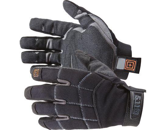 5.11 Tactical Station Grip Multi-Task Gloves, Black, Large (59351)
