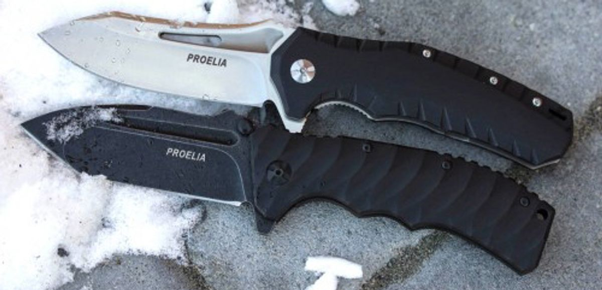 Proelia Knives