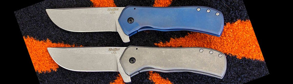 Doc Shiffer Knives