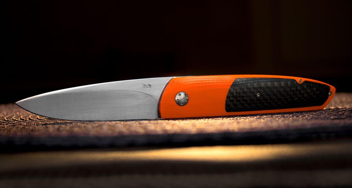 JD van Deventer Custom Knives