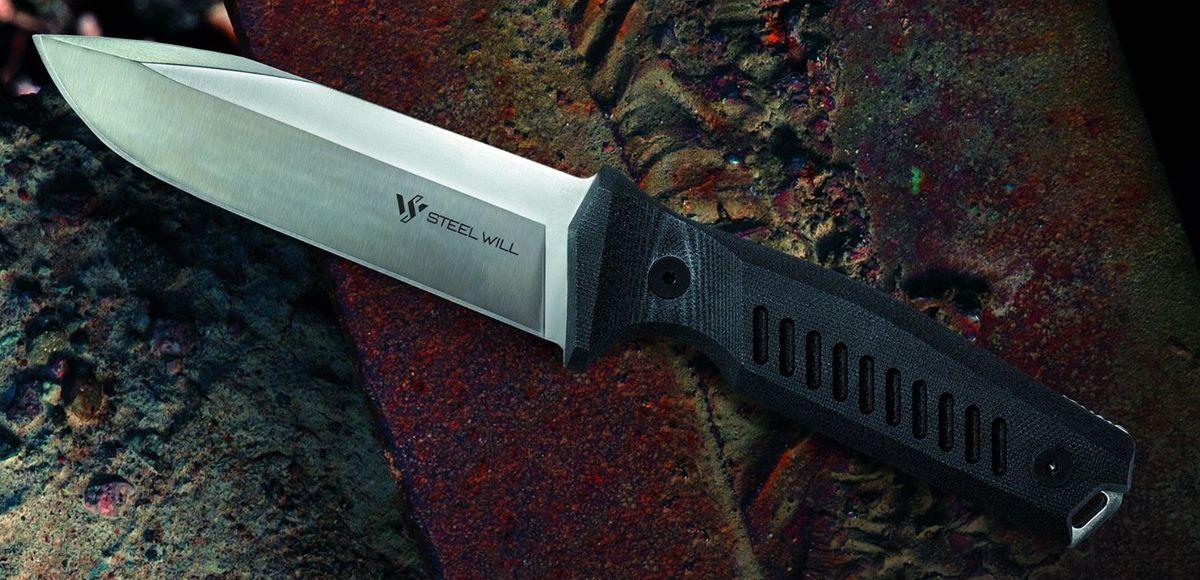 Steel Will Knives