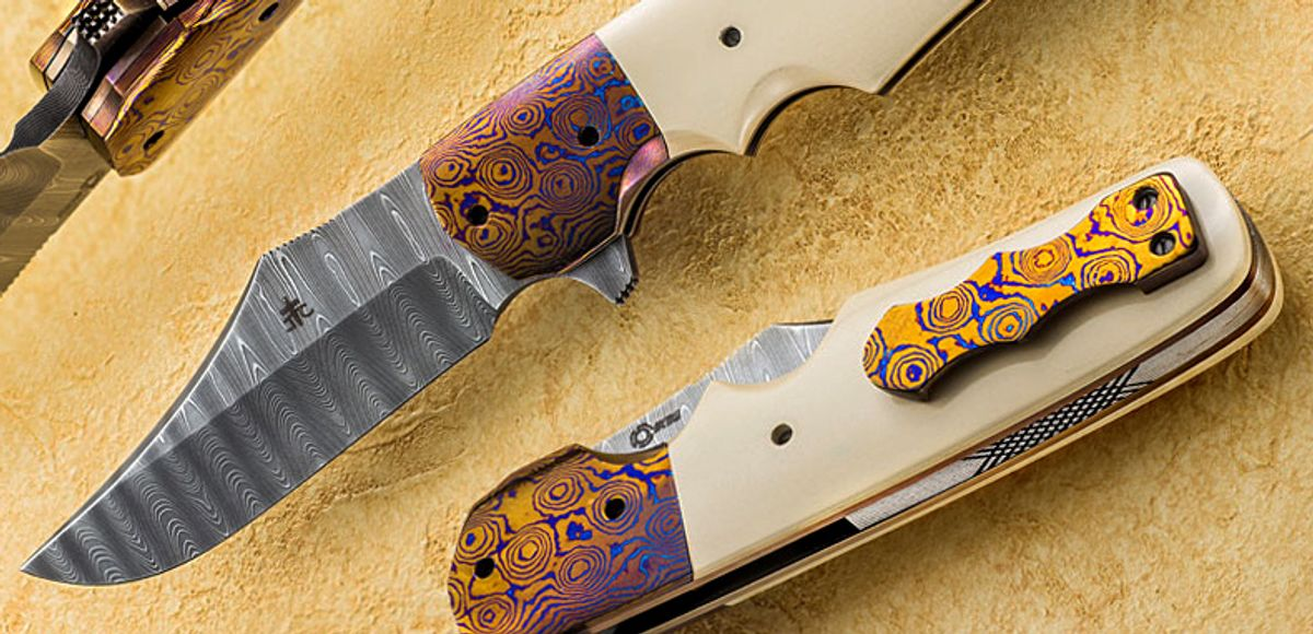 Jason Clark Custom Knives