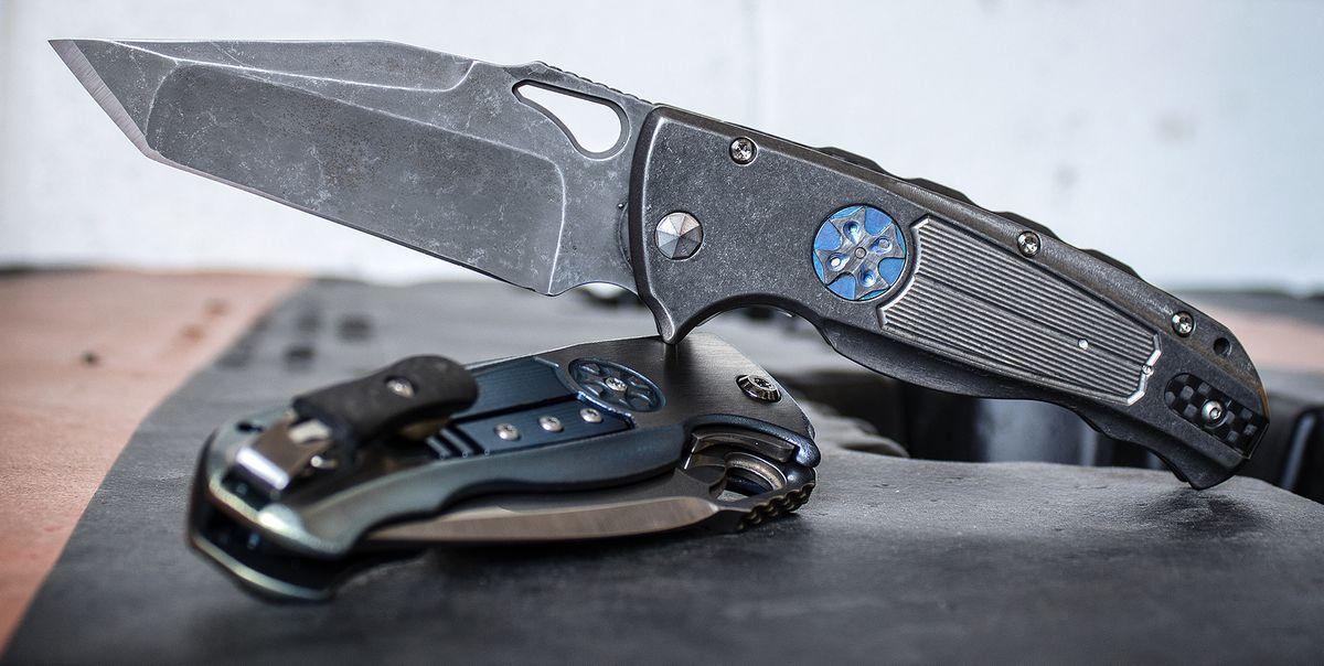 Matt Diskin Custom Knives