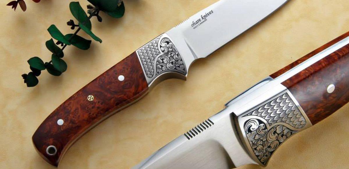 Sean O'Hare Custom Knives