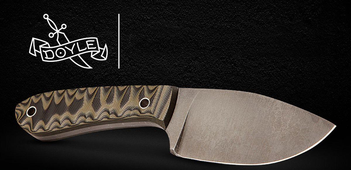 Patrick Doyle Custom Knives
