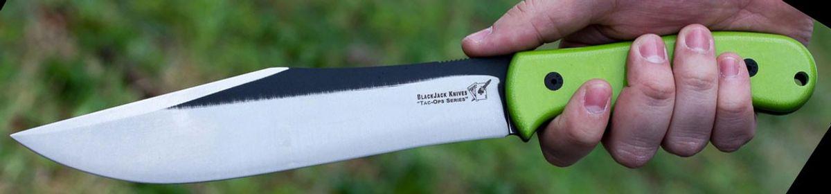 Blackjack Knives