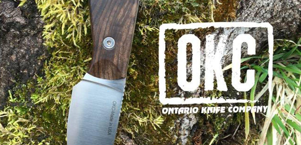 Old Hickory Kitchen Knives