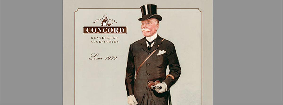 Concord Gentlemen's Accessories