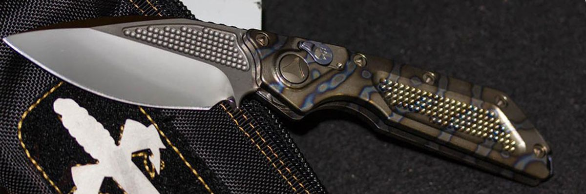Custom Knives from KnifeCenter