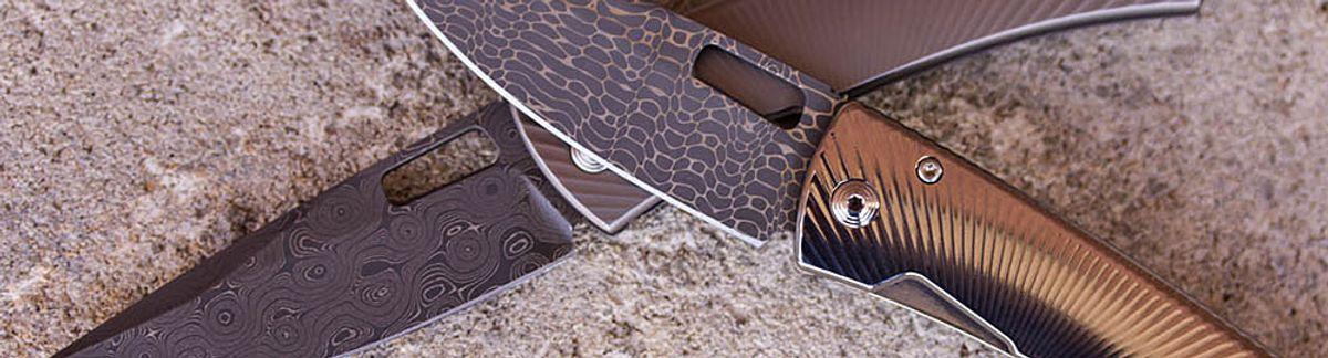 Semi-Custom Knives from KnifeCenter