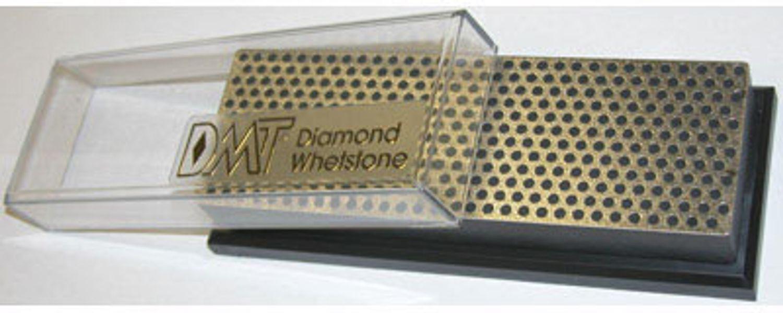 Extra-Coarse with Hardwood Box DMT W6X 6-Inch Diamond Whetstone Sharpener