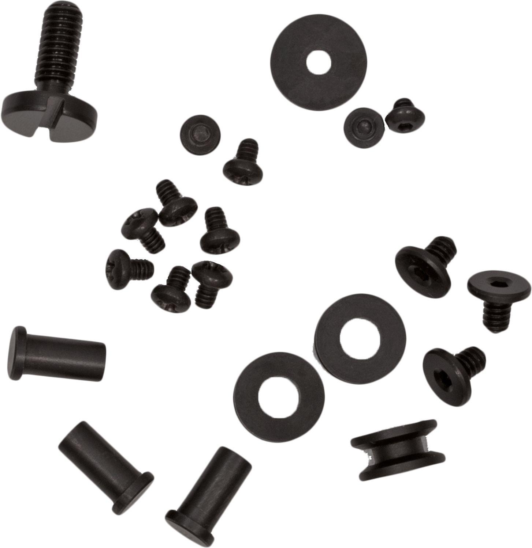 Titanium Grip Shank Screws Spindle Support Shaft For 3.5 Inch Hinderer XM-18