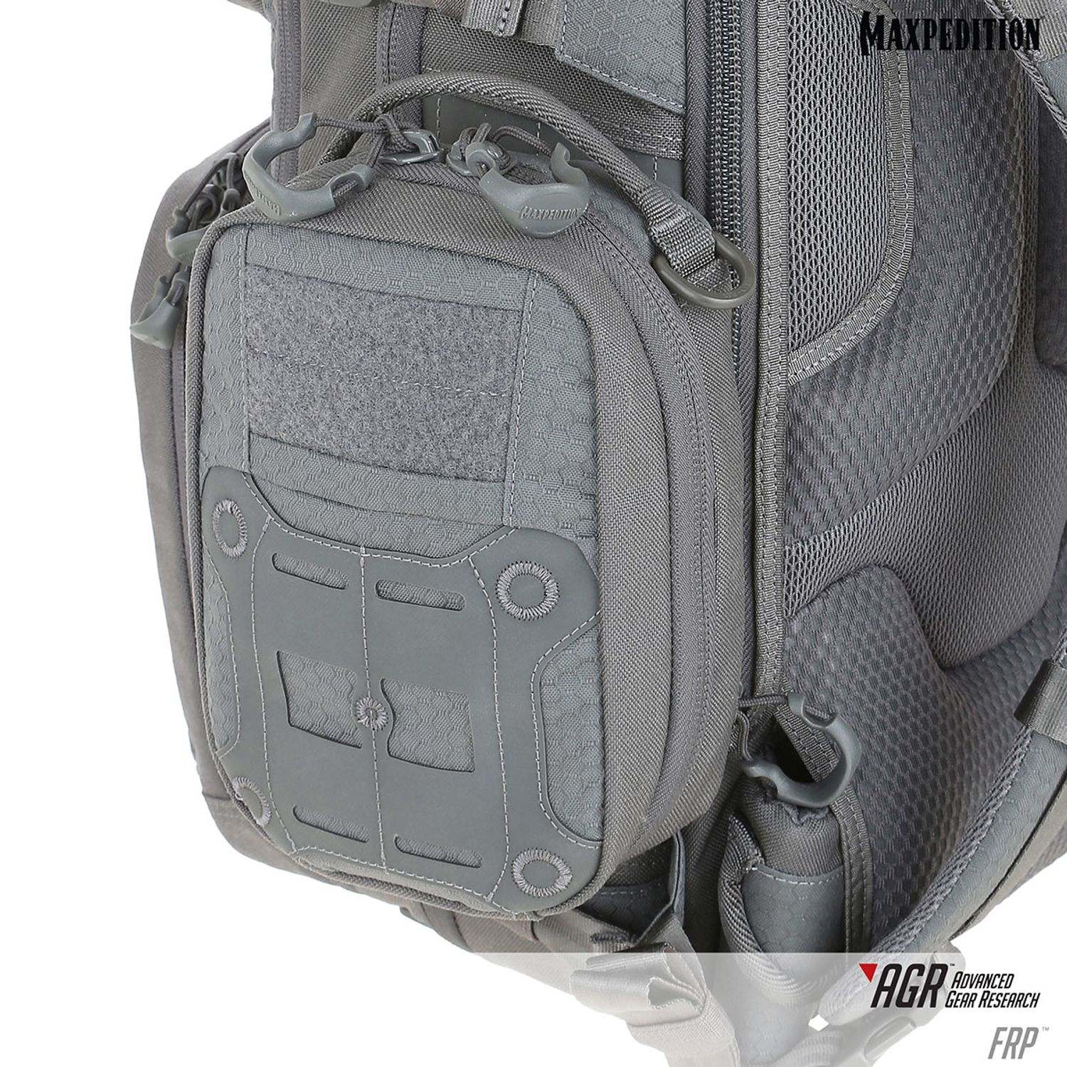 Maxpedition FRP First Response Pouch Black  FRPBLK