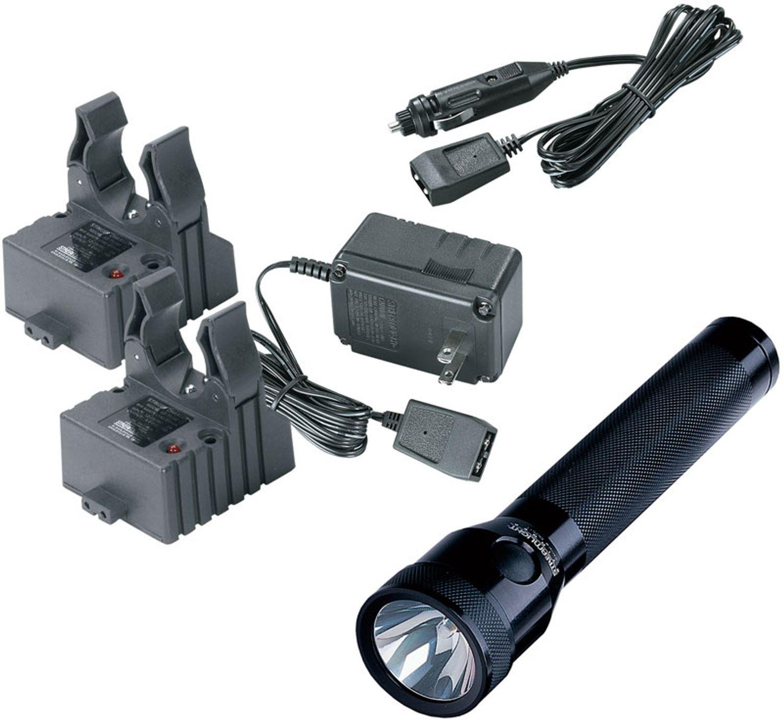 Streamlight Stinger Rechargeable Xenon Flashlight, AC/DC ...